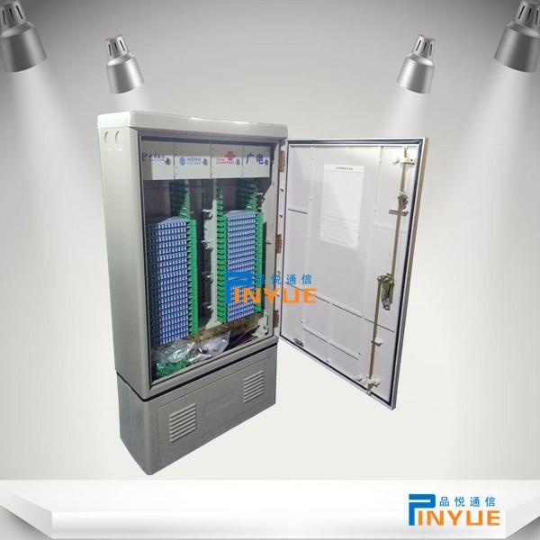 室外288芯四網合一光纜交接箱功能性能