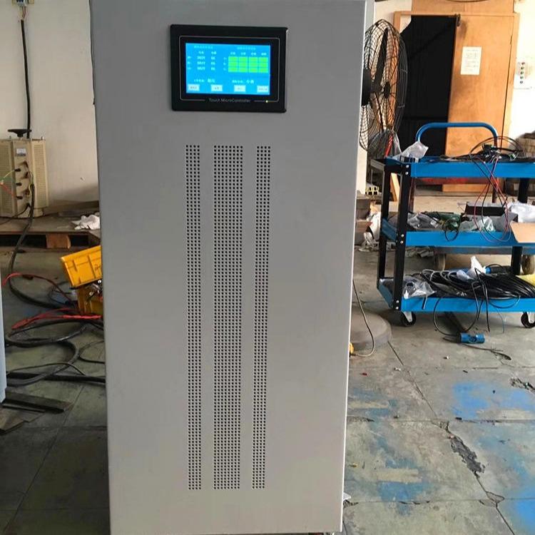 厂家供应ZBW-100kva三相无触点系列稳压器  SMT机转智能无触点380V稳压器 医疗印刷设备全自动电源净化稳压器图片