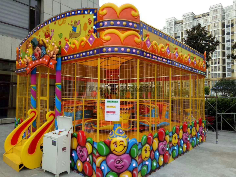 2020专业定制生产儿童游乐欢乐喷球车 大洋现货供应欢乐喷球车项目游乐设备示例图12