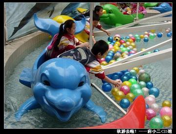 2020大洋精品推荐水上游乐海豚戏水 郑州海豚戏水的好游乐设备示例图15