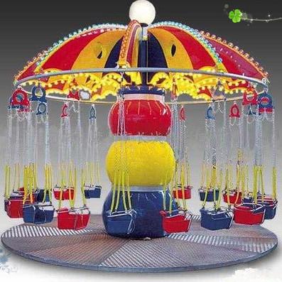 供应迷你飞椅儿童游乐设备 迷你飞椅小型游乐项目大洋生产厂家示例图8