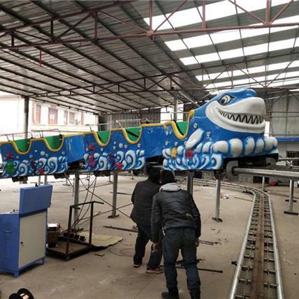 大型户外儿童游乐场游乐设备轨道滑行龙 惊险刺激滑行龙游乐项目示例图8