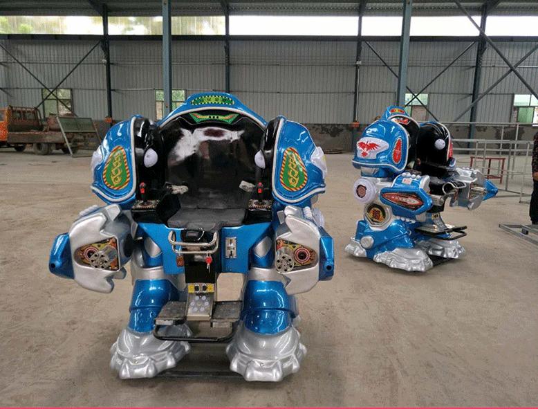 2020厂家直销现货供应广场游乐战火金刚销售火爆儿童战火金刚机器人示例图9