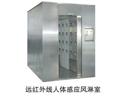 利杰LJ食品机械 转角风淋室 无尘风淋室 风淋室 自动门风淋室  不锈钢风淋室 单人单吹风淋室 风淋室生产厂家示例图4