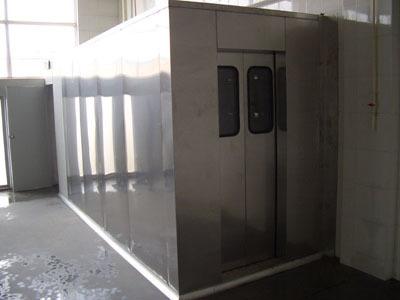 利杰风淋室 转角风淋室 单人风淋室 多人风淋室 无尘风淋室 彩钢板风淋室/优质风淋室/蔬菜水果加工车间风淋室示例图5