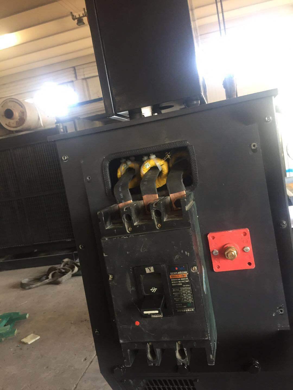 上海凯讯150KW柴油发电机组 配上海斯坦福电机 纯铜电机 电压220V/380V 电流270A 欢迎新老顾客考察参观示例图9