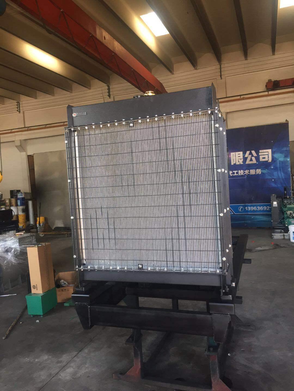 上海凯讯150KW柴油发电机组 配上海斯坦福电机 纯铜电机 电压220V/380V 电流270A 欢迎新老顾客考察参观示例图18