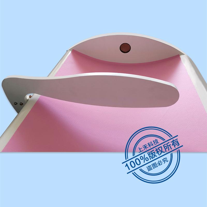 新生兒體重身長秤電子稱 超聲波兒童身高體重測量儀值得信賴身高體重體檢秤 上禾SH-3008示例圖2