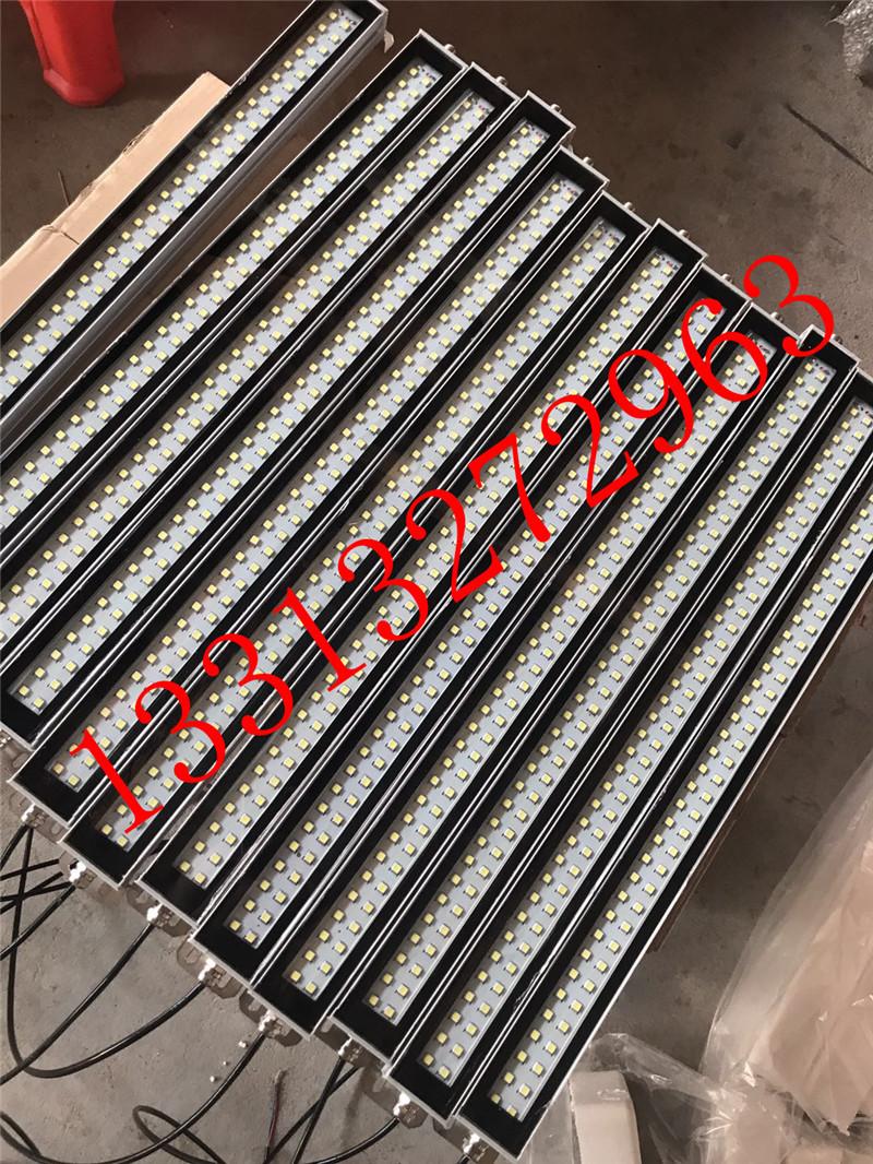 金属外壳方形LED机床工作灯220v24v 防水防爆防油工作灯 机床工作灯示例图2