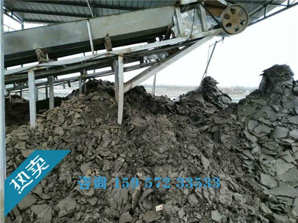 工地打桩泥浆现场干化处理设备 工地泥浆压榨脱水设备效果 打桩泥浆压滤机价格厂家示例图3