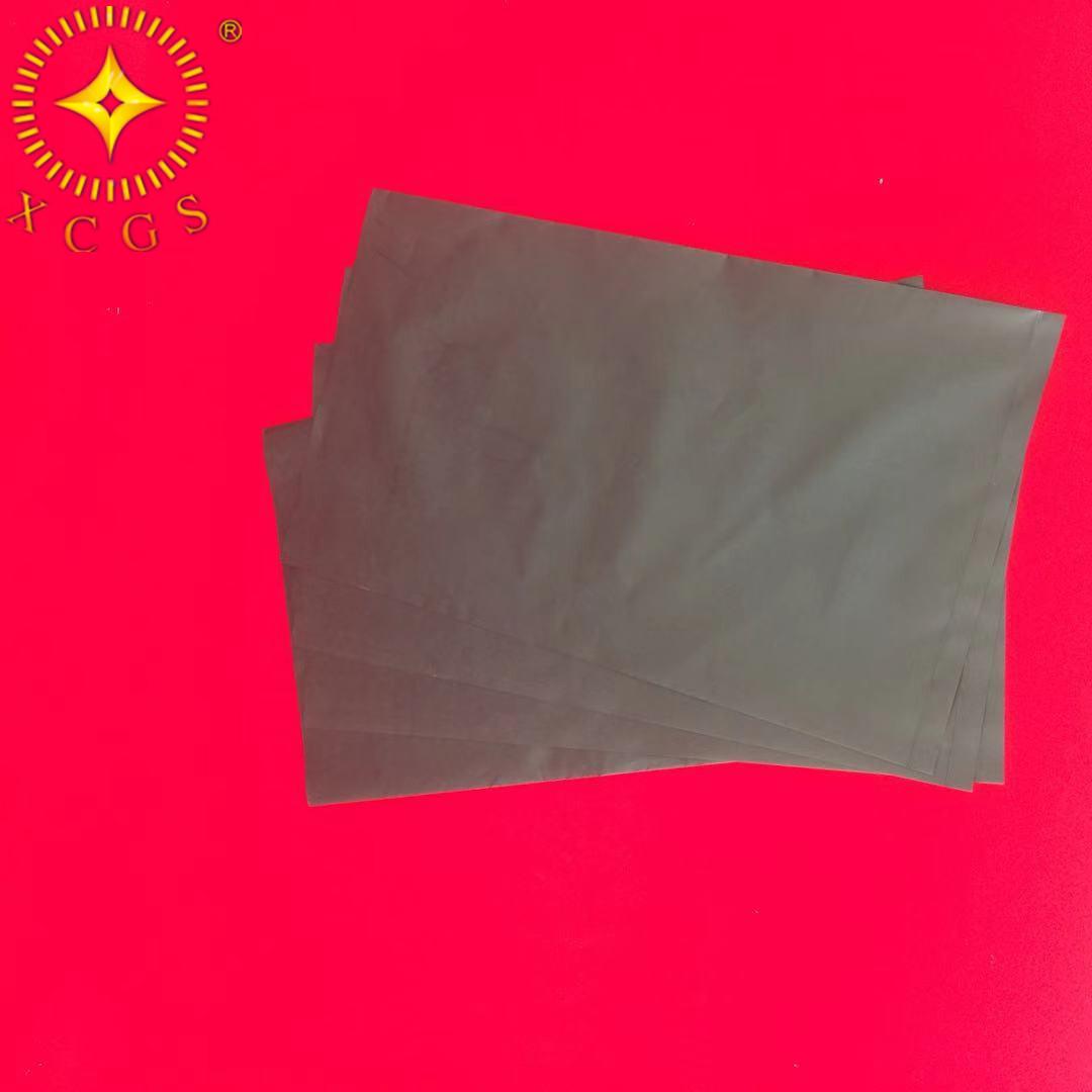 厂家生产环保黑色PE导电袋 防静电包装袋 导电产品包装袋示例图1